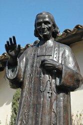 statue curé d Ars