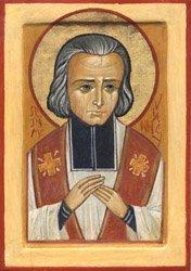 icone curé d Ars